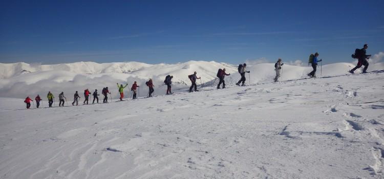 Зимен тренировъчен лагер-сбор на Пещерно спасяване