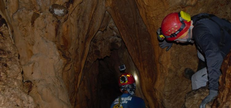 Пещерен инцидент в Коста Рика