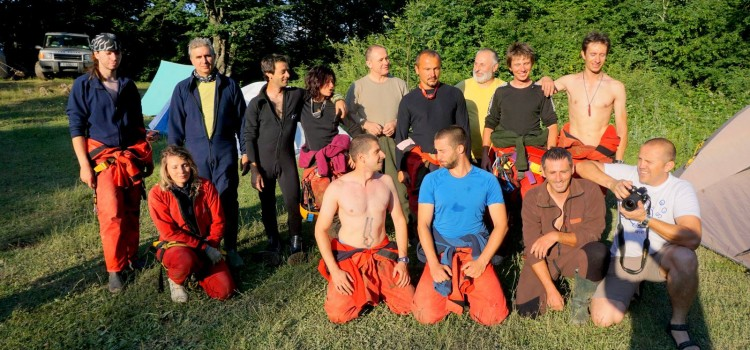 Тренировъчен лагер-сбор на Котел, местността Злостен