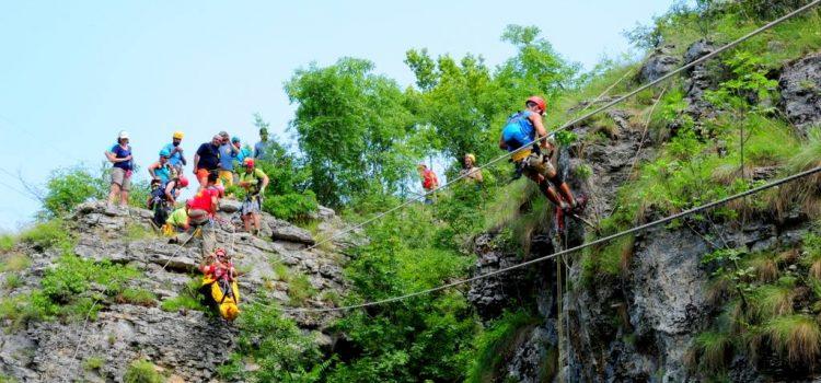 Пролетен сбор на Пещерно спасяване
