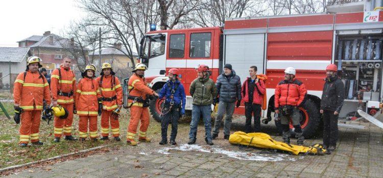 """""""Пещерно спасяване"""" отбелязва международния ден на доброволеца"""