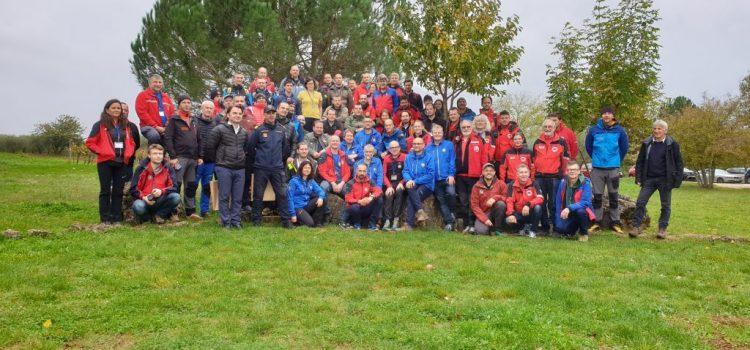 13-тa международнa среща на  Европейската асоциация по пещерно спасяване – ECRA
