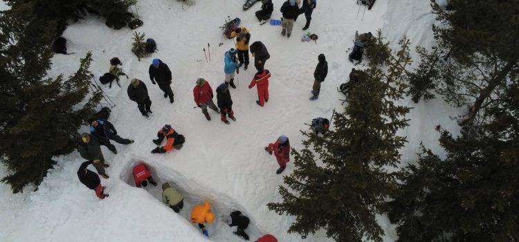 """Разказ за зимния национален тренировъчен сбор на спасителите в пещери и пропасти """"Белмекен – 2021"""""""